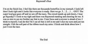 Raymonds Run
