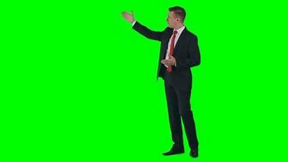Chroma Key Weather Tv Weatherman Presenting Forecast