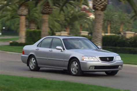 2002 acura rl picture pic image