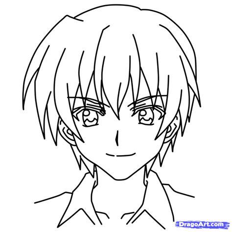 anime drawing easy  getdrawingscom   personal