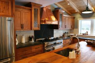 custom kitchen furniture bruce county custom cabinets copper pine custom