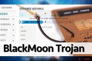 Remove Blackmoon Virus  Removal Instructions