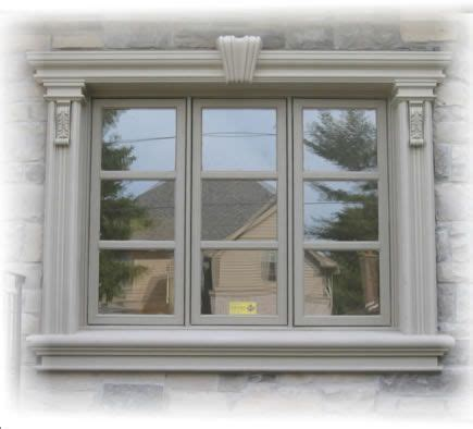 Exterior Window Sill Trim by Stucco Stucco Trim Stucco Cornice And Sill At Prime
