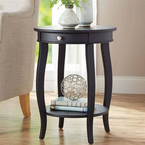 12 in accent table decorative accent tables living room at home interior 3801