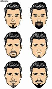 Beard Attractiveness Chart 6 Most Famous Goatee Styles And How To Achieve Them