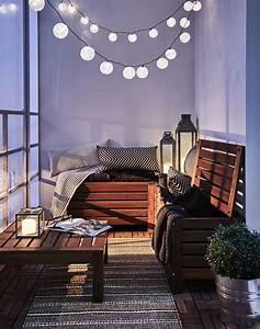 Balkon Ideen Sommer : gem tliche abende am balkon werden mit der richtigen beleuchtung noch sch ner etwa mit unserer ~ Markanthonyermac.com Haus und Dekorationen