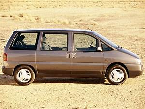 Citroen Evasion Technical Specifications And Fuel Economy