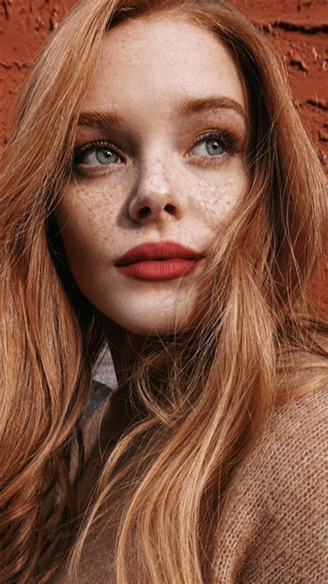Pinterest Coppermakeup Pretty Red Hair And Orange Red