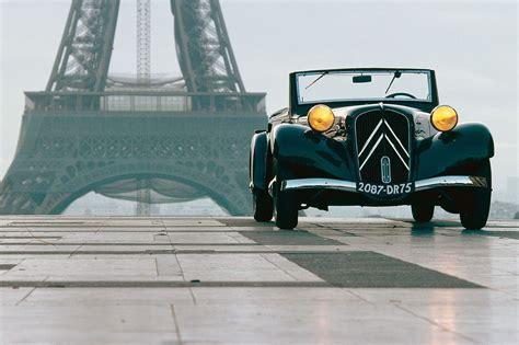 1934 Citroen Traction Avant