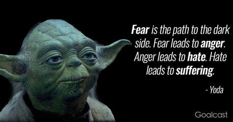 yoda quotes       dark side goalcast