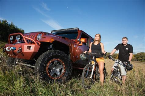 jeep lifestyle j robert marketing prepares to unveil mountain bike themed