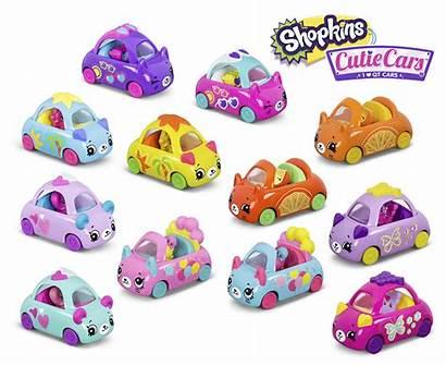 Shopkins Cutie Toys Cars Meal Happy January