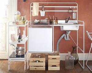 Ikea is selling a full mini kitchen for only 112 6sqft for Miniküchen ikea
