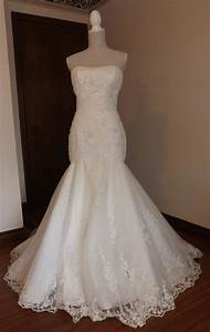 alluring mermaid style embroidered wedding gown for rent With wedding gowns for rent