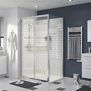 beautiful neon salle de bain castorama images amazing With carrelage adhesif salle de bain avec neon a led pas cher