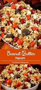 Halloween Rezepte Herzhaft : peanut butter popcorn rezept in 2018 popcorn pinterest partysnacks s e rezepte und ~ Frokenaadalensverden.com Haus und Dekorationen