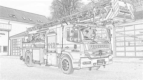 Schreibpapier spiele ausdrucken lernvorlagen mal. Feuerwehr-Ausmal-Challenge für Kinder - FREIWILLIGE ...