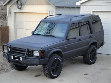 lifted land rover 2001 land rover discovery lifted fs 2000 land rover