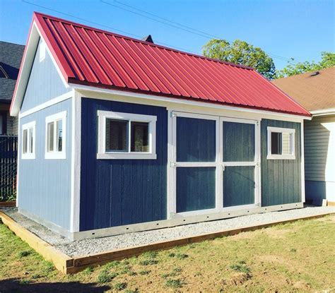 With Storage Shed by Storage Sheds Rock Arkansas Storage Buildings