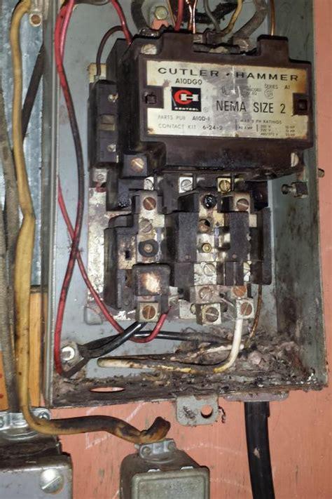 Starter For Compressor Motor Piratex Off