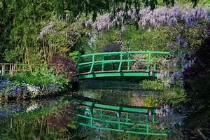 monets english country gardener tootlafrance With pont pour bassin de jardin 15 un peintre et son jardin monet et giverny paysages