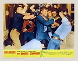 THE YOUNG SAVAGES 1961 JD Movie on DVD - Fantastic hard ...
