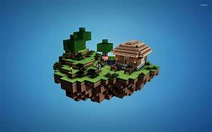 Minecraft House Wallpaper Game Wallpapers 28622
