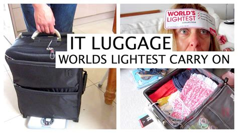 Lightest Cabin Bag by Lightweight Luggage Cabin Size Mc Luggage