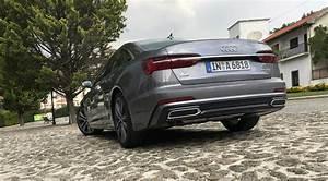 Audi A6 Hybride : autotest audi a6 limousine 2018 ~ Medecine-chirurgie-esthetiques.com Avis de Voitures