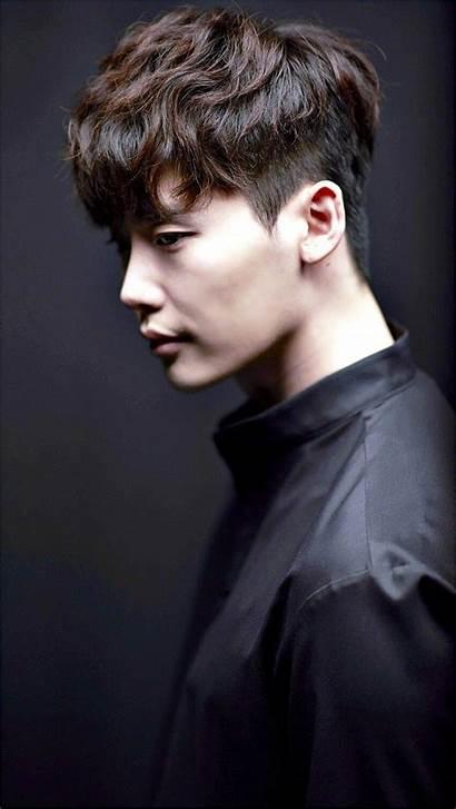 Suk Jong Lee Hairstyles Korean Undercut Asian