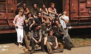 AMC Leaves Daryl Out Of The Walking Dead Season 5 Picture ...