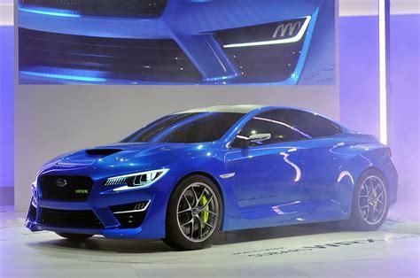 Subaru Wrx Concept Makes Official Debut In New York Biser3a