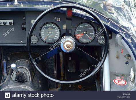 Classic Car Jaguar 3 8 Litre Stock Photos & Classic Car