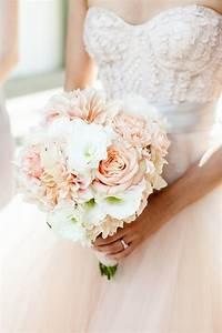 Color Inspiration Ines Di Santo Blush Wedding Ideas