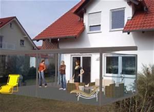 Terrassenüberdachung über Eck : terrassen berdachung und carport von zenn metallbau ~ Whattoseeinmadrid.com Haus und Dekorationen