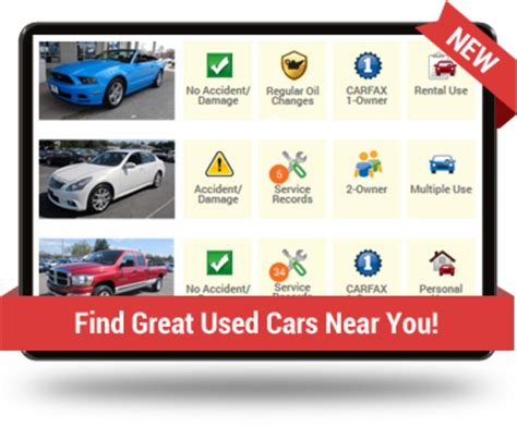 Used Car Listings  Driverlayer Search Engine