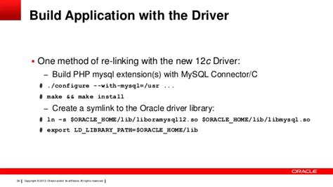 What's New In Oracle Database 12c For Php