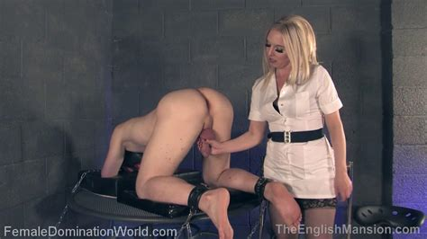 Nurse Prostate Milking