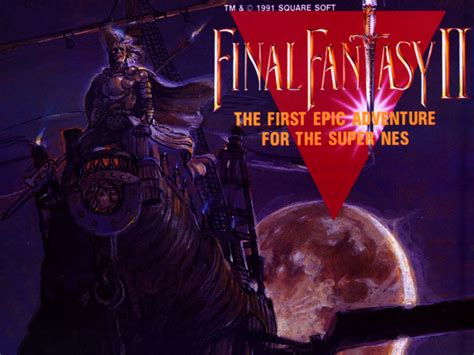 final fantasy wallpapers ffii   final fantasy