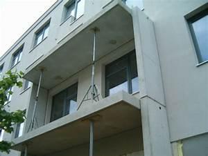 Balkon Isolieren Und Dammen Frei Auskragender Balkon Im Passivhaus