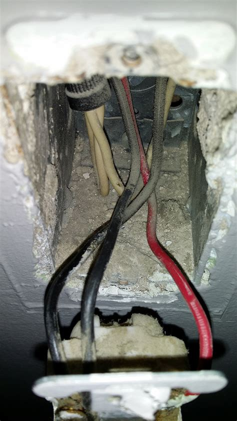 Electrical Replacing Year Old Light Switch Which