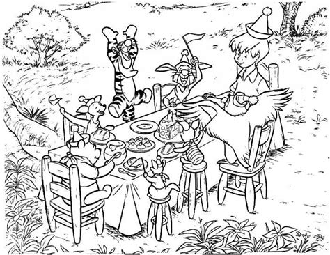 Happy Birthday Coloring Pages For Friends - Eskayalitim