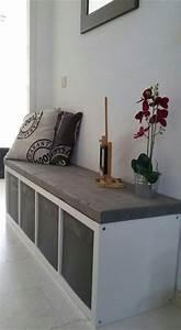 Ikea Kallax Ideen : die besten 25 sitzbank ikea ideen auf pinterest sitzbank bei ikea sitzbank flur und sitzbank ~ Eleganceandgraceweddings.com Haus und Dekorationen