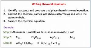 Chemical Formulas And Equations Worksheet Answers - Mmosguides