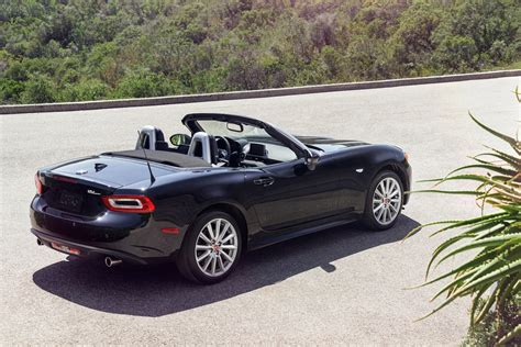 2017 Fiat 124 Spider First Look Review