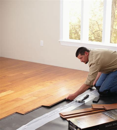take to a free weekend workshop at your local home depot learn how to install hardwood - Home Depot Flooring Workshops
