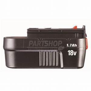 Batterie Black Et Decker 18v : black decker battery 18v a1718 5100385 57 part ~ Dailycaller-alerts.com Idées de Décoration