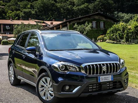 Modifikasi Suzuki Sx4 S Cross by New Suzuki Sx4 S Cross Tinggalkan Mesin Bensin Berita