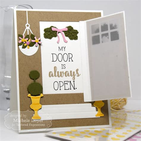 my door is always open and grouchy grumplings 2 taylored expressions previews day 2 paper cuts