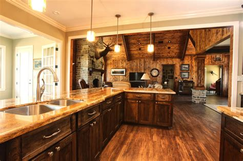 texas ranch traditional kitchen houston  ambiance